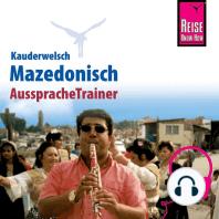 Reise Know-How Kauderwelsch AusspracheTrainer Mazedonisch