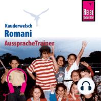 Reise Know-How Kauderwelsch AusspracheTrainer Romani