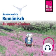 Reise Know-How Kauderwelsch AusspracheTrainer Rumänisch