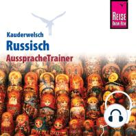 Reise Know-How Kauderwelsch AusspracheTrainer Russisch