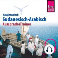 Reise Know-How Kauderwelsch AusspracheTrainer Sudanesisch-Arabisch