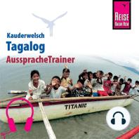 Reise Know-How Kauderwelsch AusspracheTrainer Tagalog für die Philippinen