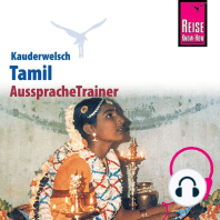 Reise Know-How Kauderwelsch AusspracheTrainer Tamil