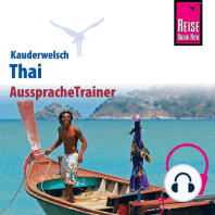 Reise Know-How Kauderwelsch AusspracheTrainer Thai