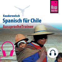 Reise Know-How Kauderwelsch AusspracheTrainer Spanisch für Chile