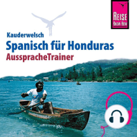 Reise Know-How Kauderwelsch AusspracheTrainer Spanisch für Honduras