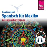 Reise Know-How Kauderwelsch AusspracheTrainer Spanisch für Mexiko