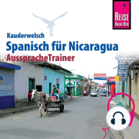 Reise Know-How Kauderwelsch AusspracheTrainer Spanisch für Nicaragua