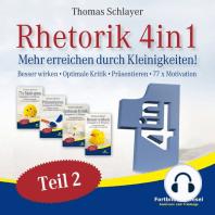 Rhetorik 4in1 Teil 2