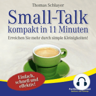 Small-Talk - kompakt in 11 Minuten