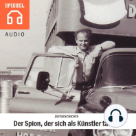 ZEITGESCHICHTE - Der Spion, der sich als Künstler tarnte
