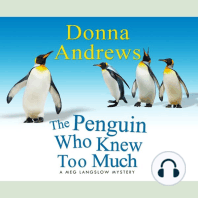 The Penguin Who Knew Too Much