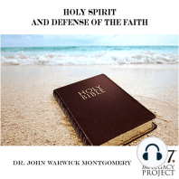 Holy Spirit and Defense of the Faith