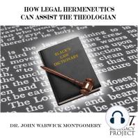 How Legal Hermeneutics Can Assist the Theologian