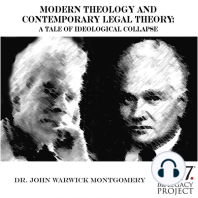 Modern Theology and Contemporary Legal Theory