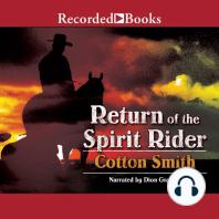 Return of the Spirit Rider