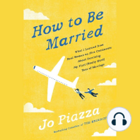 How to Be Married