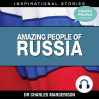 Amazing People of Russia