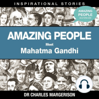 Meet Mahatma Gandhi