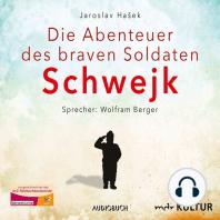 Die Abenteuer des braven Soldaten Schwejk (Gekürzte Lesung)