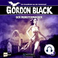 Gordon Black - Ein Gruselkrimi aus der Geisterwelt!, Folge 4