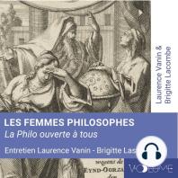 Les femmes philosophes