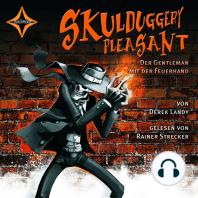 Skulduggery Pleasant, Folge 1