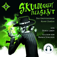 Skulduggery Pleasant, Folge 2