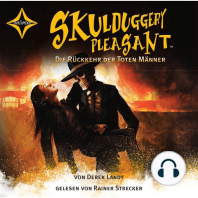 Skulduggery Pleasant, Folge 8