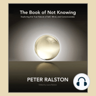 The Book of Not Knowing