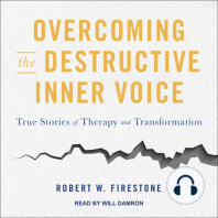 Overcoming the Destructive Inner Voice