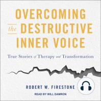 Overcoming the Destructive Inner Voice