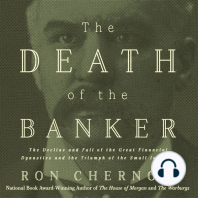 The Death of the Banker