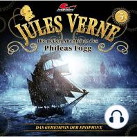 Jules Verne, Die neuen Abenteuer des Phileas Fogg, Folge 5