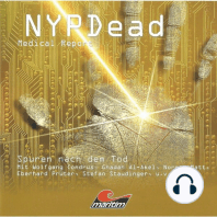 NYPDead - Medical Report, Folge 3