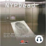 NYPDead - Medical Report, Folge 4