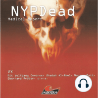 NYPDead - Medical Report, Folge 5