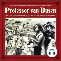 Professor van Dusen, Die neuen Fälle, Fall 2