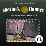 Sherlock Holmes - Die alten Fälle (Reloaded), Fall 20