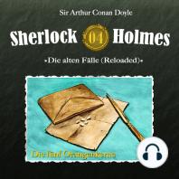 Sherlock Holmes - Die alten Fälle (Reloaded), Fall 4