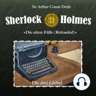 Sherlock Holmes, Die alten Fälle (Reloaded), Fall 31