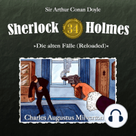 Sherlock Holmes, Die alten Fälle (Reloaded), Fall 34