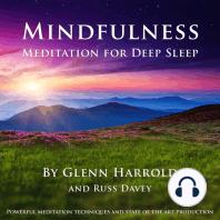 Mindfulness Meditation for Deep Sleep