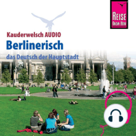 Reise Know-How Kauderwelsch AUDIO Berlinerisch