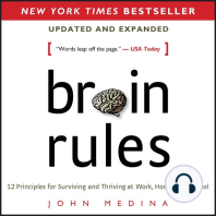 Brain Rules (Updated and Expanded)
