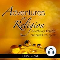 Adventures in Religion