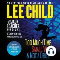 Three More Jack Reacher Novellas