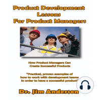 Product Development Lessons for Product Managers