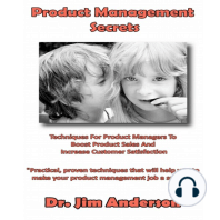 Product Management Secrets