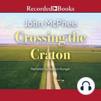 Crossing the Craton